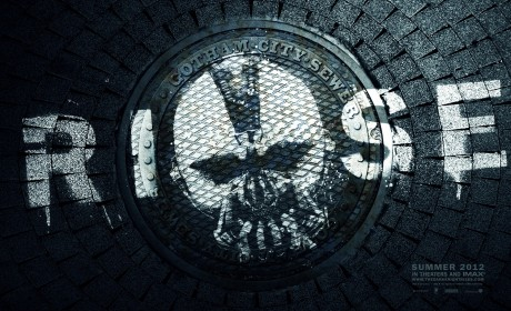 The Dark Knight Rises - Bane UK Quad