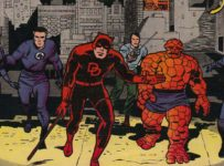 Fantastic Four #39 - Featuring Daredevil