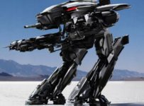 ED-209 - Robocop (2013)