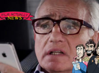 Film Actually News - Martin Scorsese and Siri