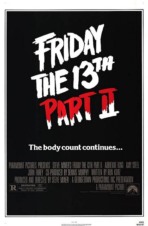Friday the 13th - Part 2 poster