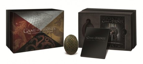 Game Of Thrones: The Complete First Season Collector's Edition Box