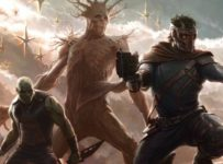 Guardians of the Galaxy (2014) Concept Art