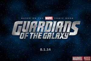 Guardians of the Galaxy (2014) Logo