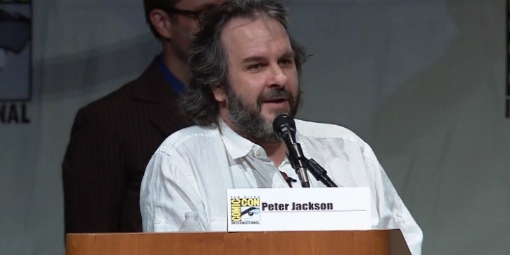Peter Jackson - The Hobbit - Comic-Con
