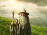 The Hobbit: An Unexpected Journey - Comic-Con Poster