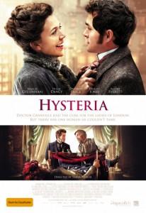 Hysteria poster Australia