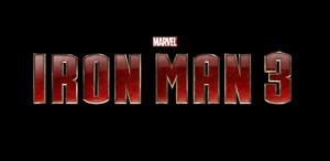 Iron Man 3 Logo poster