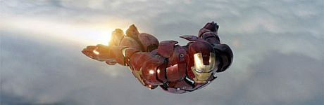 Iron Man (2008) - Flying