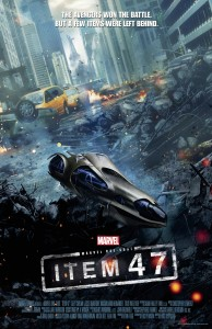 Marvel Studios - Item 47 - poster