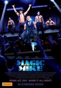 Magic Mike poster - Australia