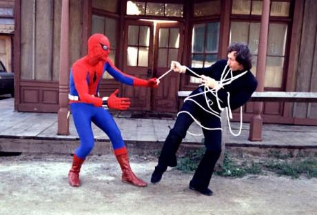 Nicolas Hammond - Spider-man