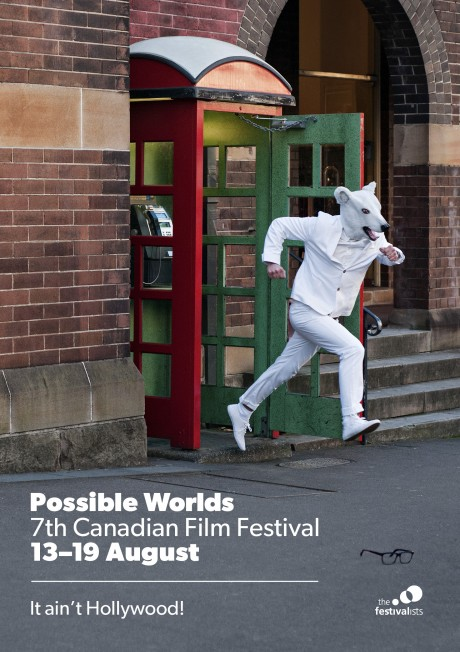 Possible Worlds 2012 Canadian Film Festival Poster