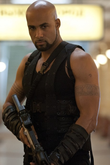 Boris Kodjoe in Screen Gems' RESIDENT EVIL RETRIBUTION.