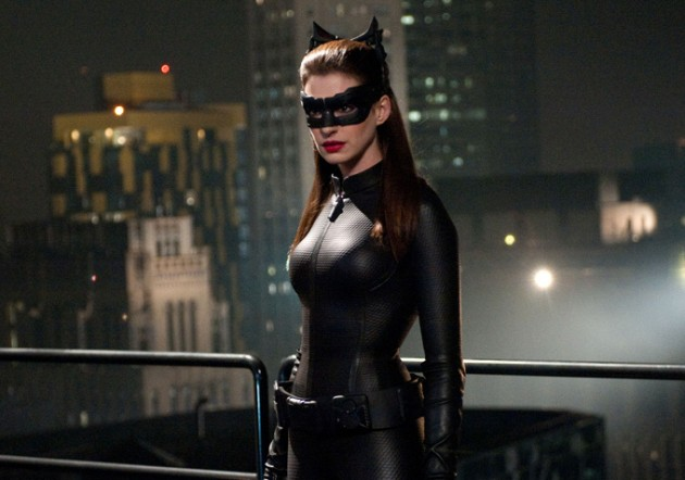 The Dark Knight Rises - Anne Hathaway (Catwoman)