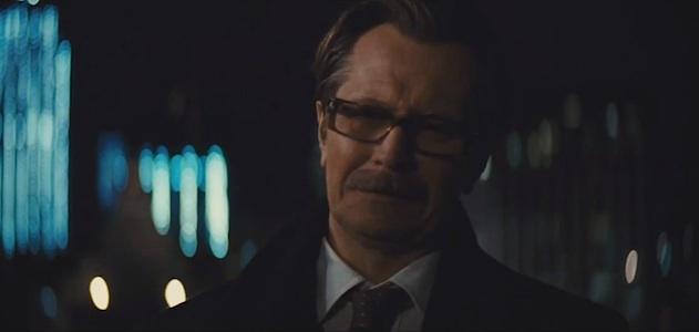 Commissioner Gordon - Gary Oldman - The Dark Knight Rises