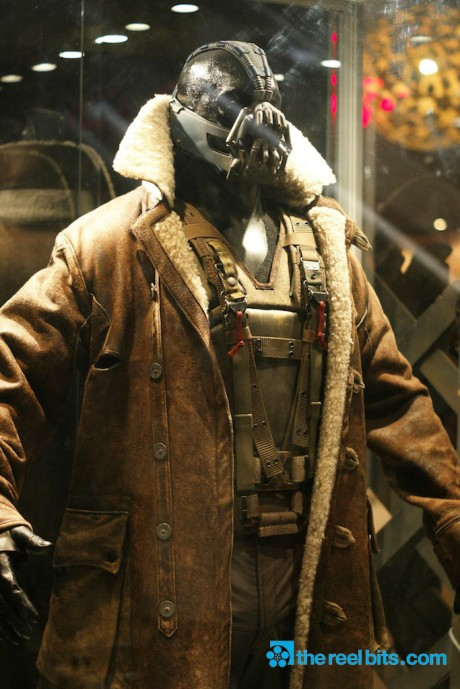 The Dark Knight Rises - Bane Costume