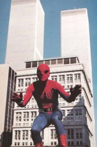 Nicolas Hammond - Spider-man and the Twin Towers, New York