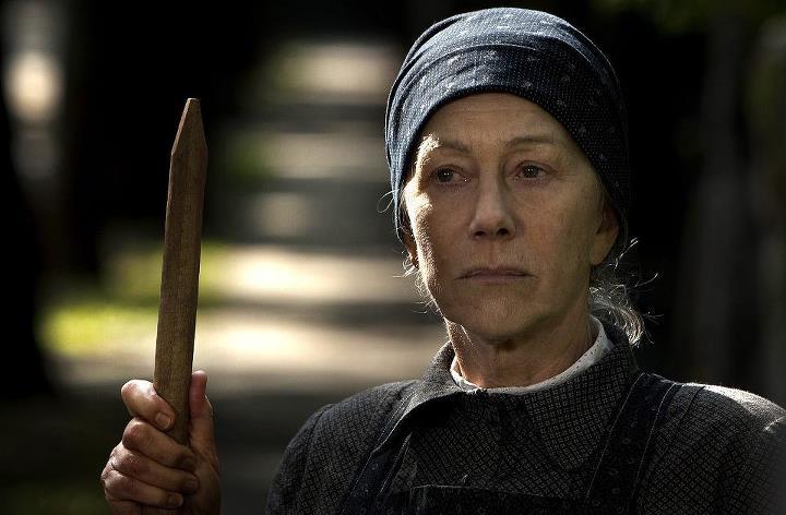 The Door - Helen Mirren