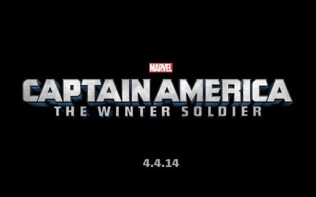 Captain America: The Winter Soldier poster logo