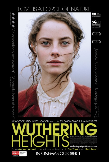 Wuthering Heights - Australian poster