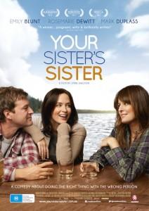 Your Sister's Sister poster - Australia