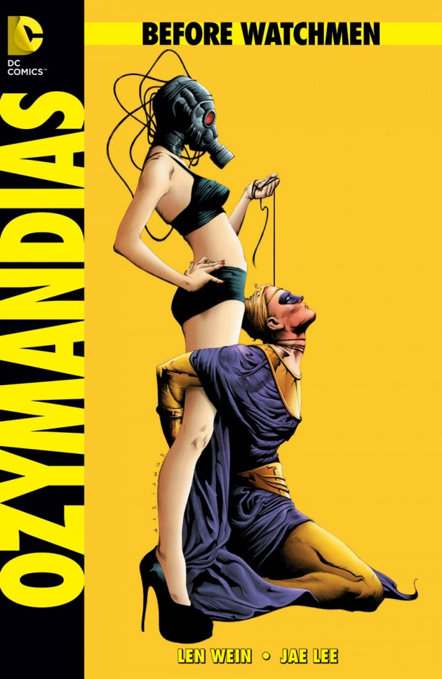 Before Watchmen: Ozymandias #2 Cover - Jae Lee