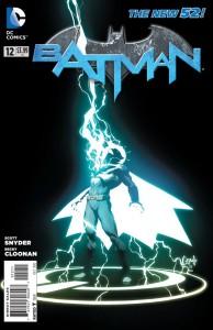 Batman #12 Cover