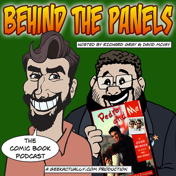 Behind the Panels - Issue 39 Cover Art