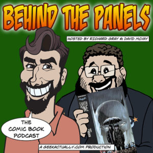 Behind the Panels - Issue 38 Cover