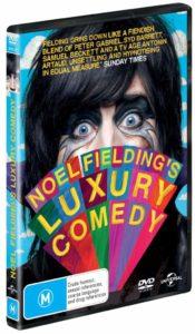 Noel Fielding's Luxury Comedy DVD