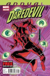 Daredevil Annual #1 (2012)