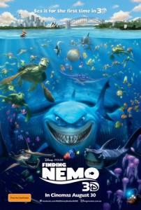 Finding Nemo 3D poster - Australia