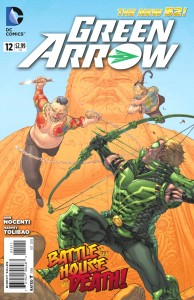 Green Arrow - Issue 12