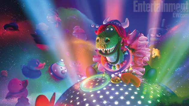 Partysaurus Rex - Toy Story Toons