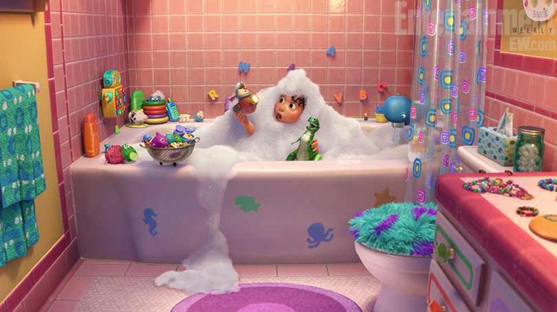 Toy Story Potty Chair : New images from pixar s toy story toons partysaurus rex