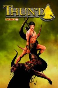 Thun'da #1 Cover