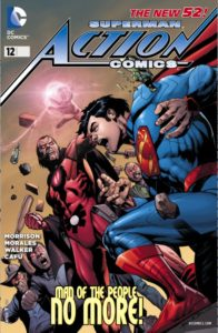 Action Comics #12 Cover