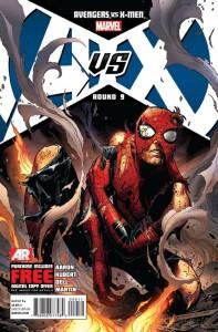 Avengers Vs X-Men #9 (AxX)