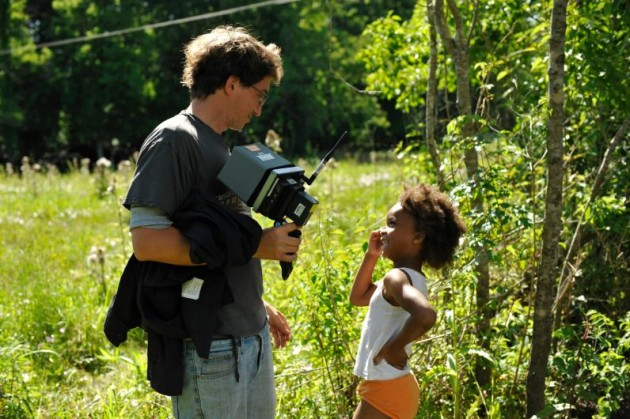 Beasts of the Southern Wild - Quvenzhané Wallis and Benh Zeitlin