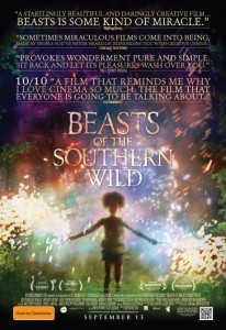 Beasts of the Southern Wild poster - Australia