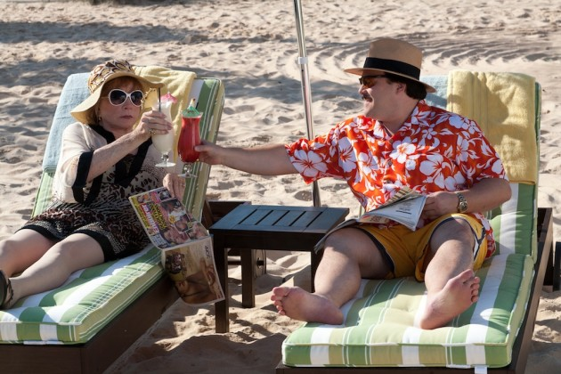 Bernie - Jack Black and Shirley MacLaine