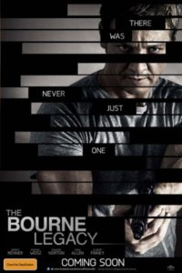 The Bourne Legacy - Australian poster