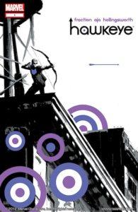 Hawkeye #1 (Marvel, 2012)