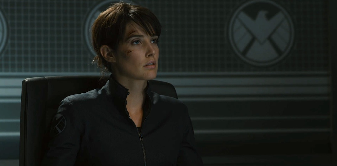 Maria Hill - Alternate Opening - The Avengers
