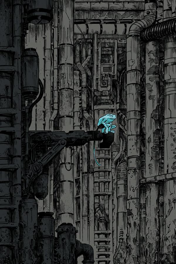 Planetoid #3 - KEN GARING
