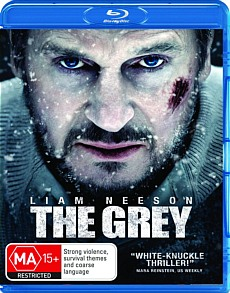 The Grey Blu-ray Australia