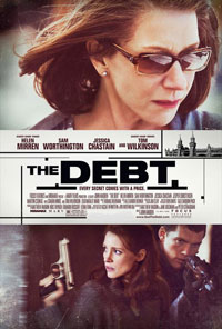 The Debt poster