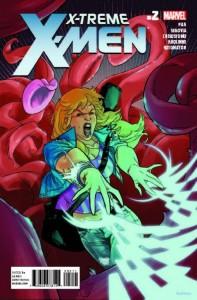 X-Treme X-Men #2 Cover