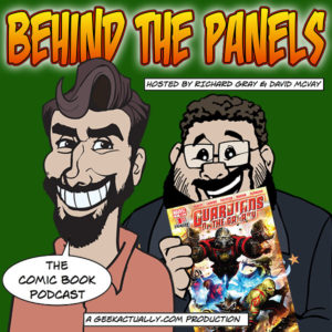 Behind the Panels - Episode 41 - Cover